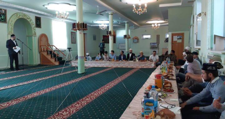 Съезд Рязанского Мухтасибата