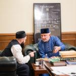 В Казани прошла встреча руководителей ДУМ Татарстана и ДУМ Ивановской области