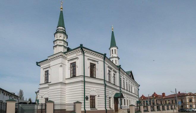 Галиевская мечеть в Казани