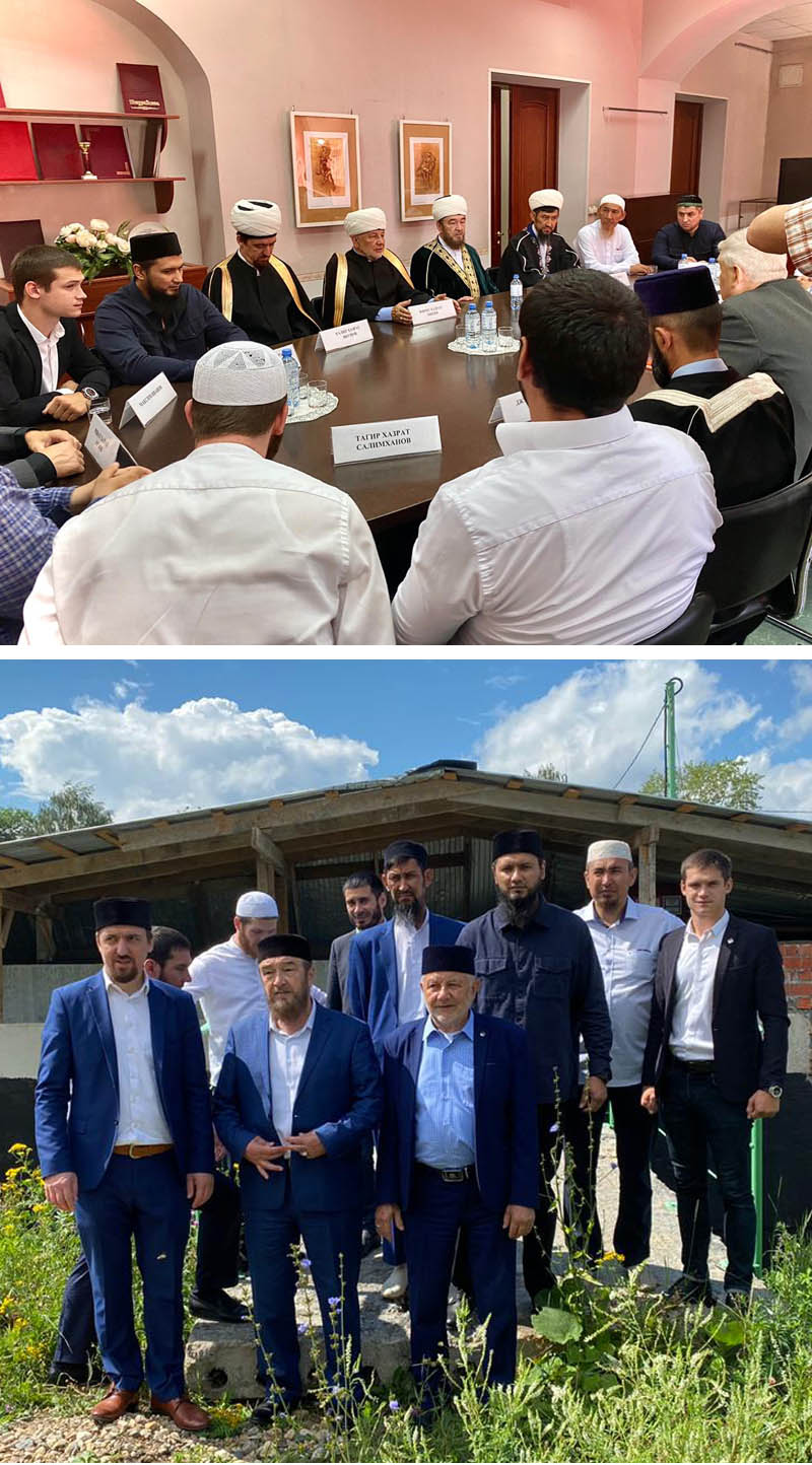 В Иваново состоялось Совещание духовных лидеров мусульман регионов РФ