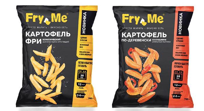 Картофель фри FryMe