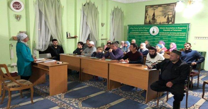 Бесплатные курсы татарского языка при мечетях Татарстана