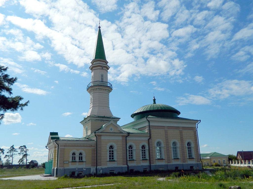 Мечети Тюменской области