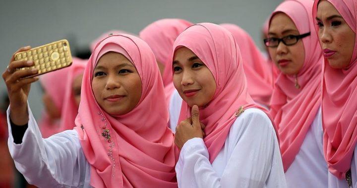 Мусульманки Малайзии