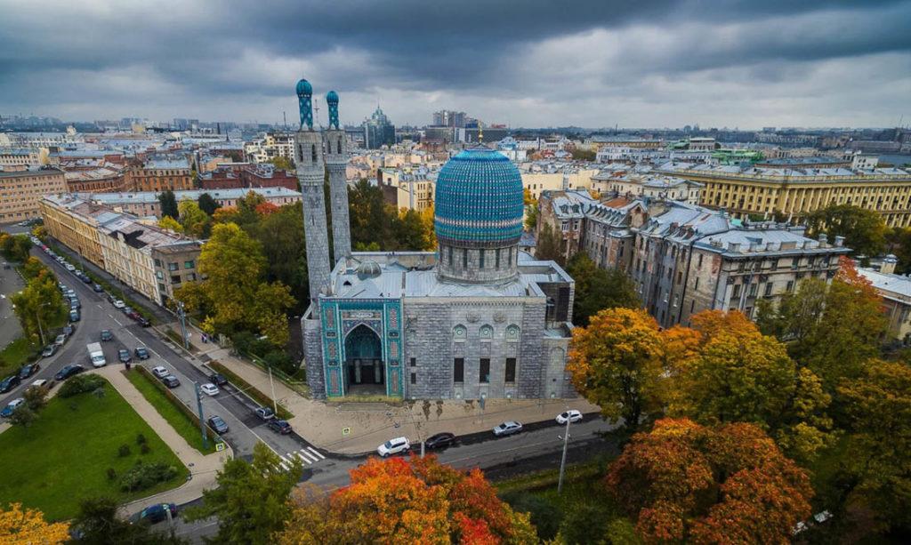Санкт-Петербург, Соборная мечеть
