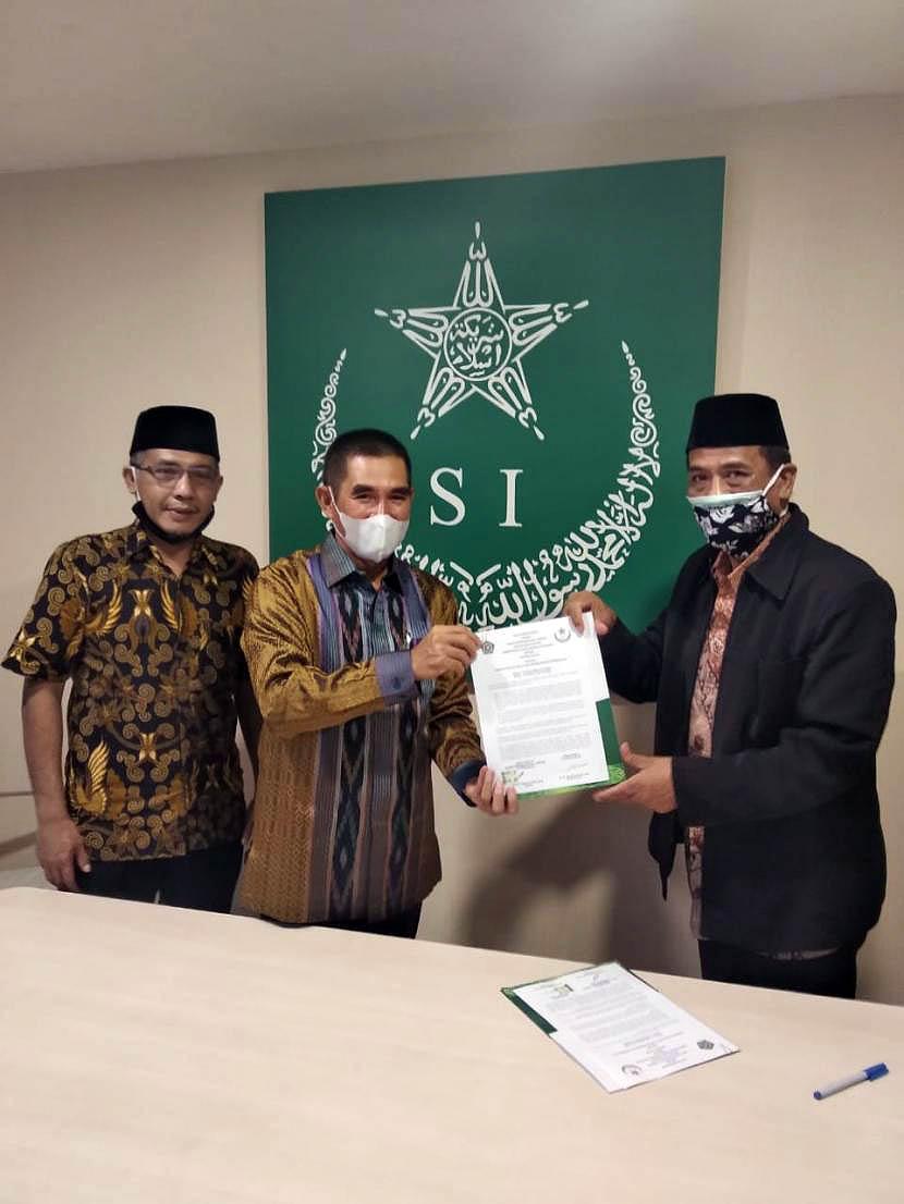 Подписание Меморандума о взаимопонимании 29 июля 2020г. в Джакарте, Индонезия